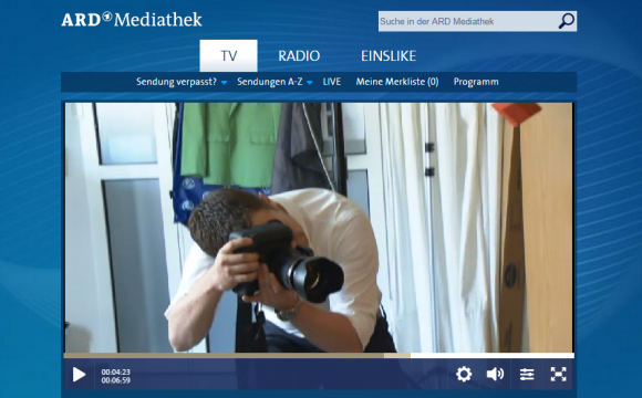 ARD Fernsehbeitrag