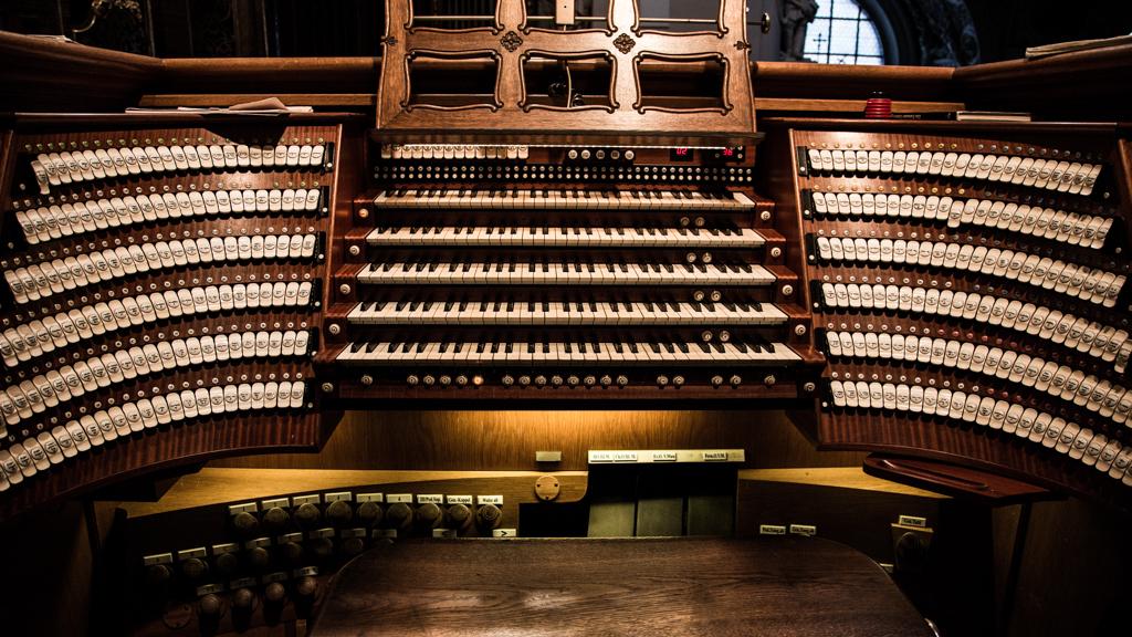 Passauer Dom Orgel