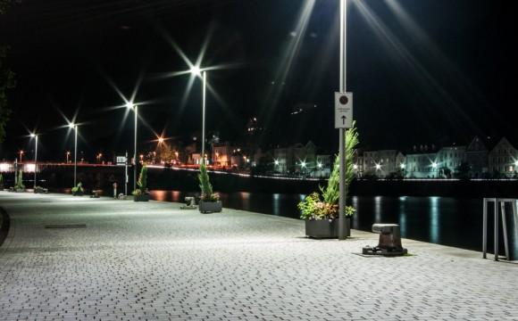 Nächtlicher Spaziergang durch Passau