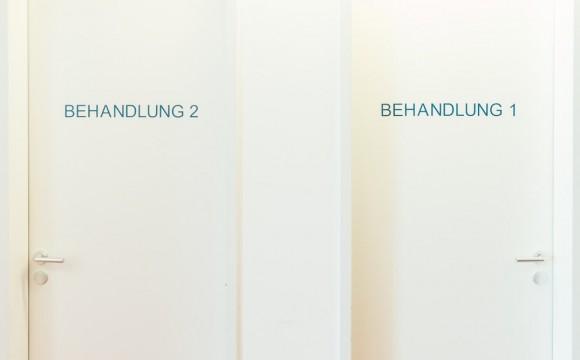 Praxisaufnahmen Dr. Brandl / Dr. von Stetten